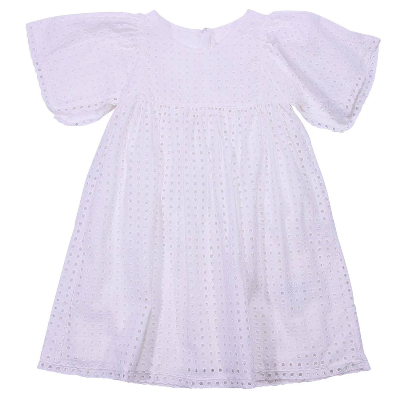 Robe Enfant Chloe Robe Chloe Enfant Blanc Robe Chloe C12677 Giglio Fr