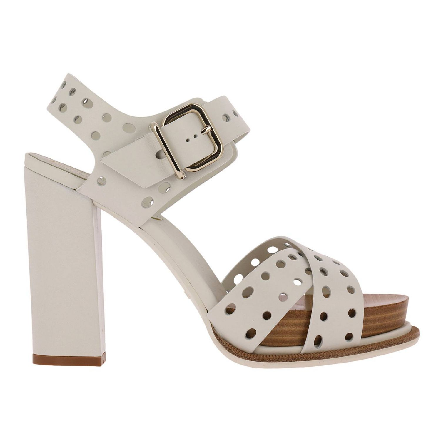 Heeled Sandals Shoes Women Tod's 8374436