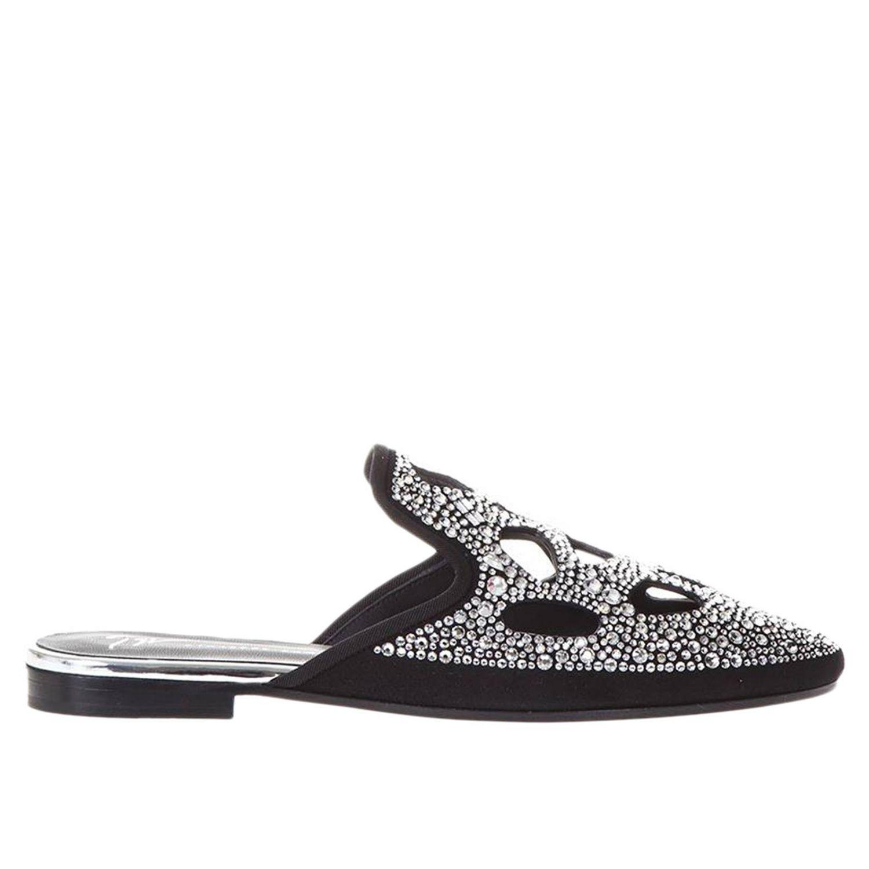 Ballet Flats Shoes Women Giuseppe Zanotti Design 8373365