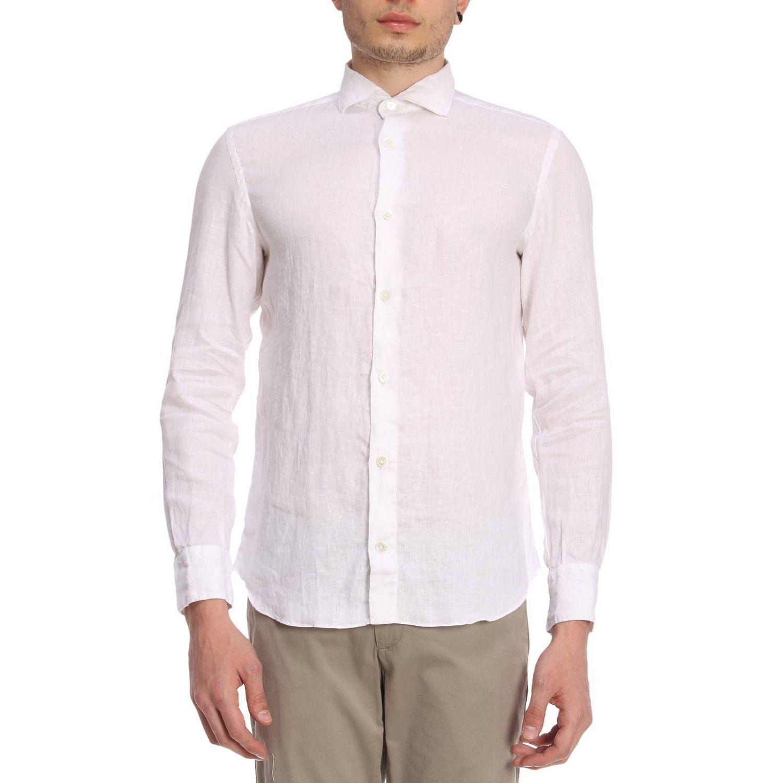 Рубашка Мужское Eleventy белый 1