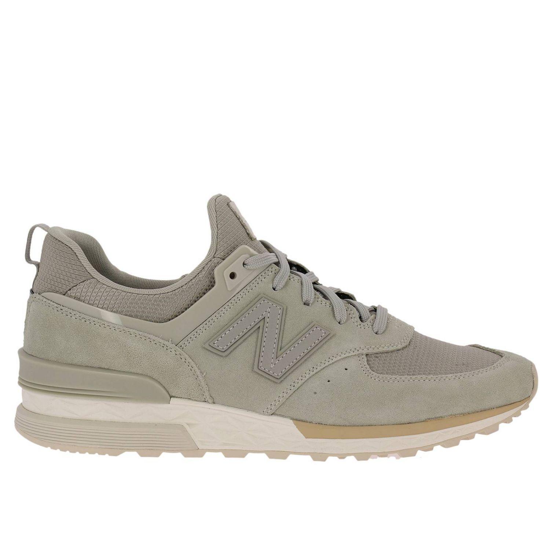 Trainers New Balance: Shoes men New Balance grey 1