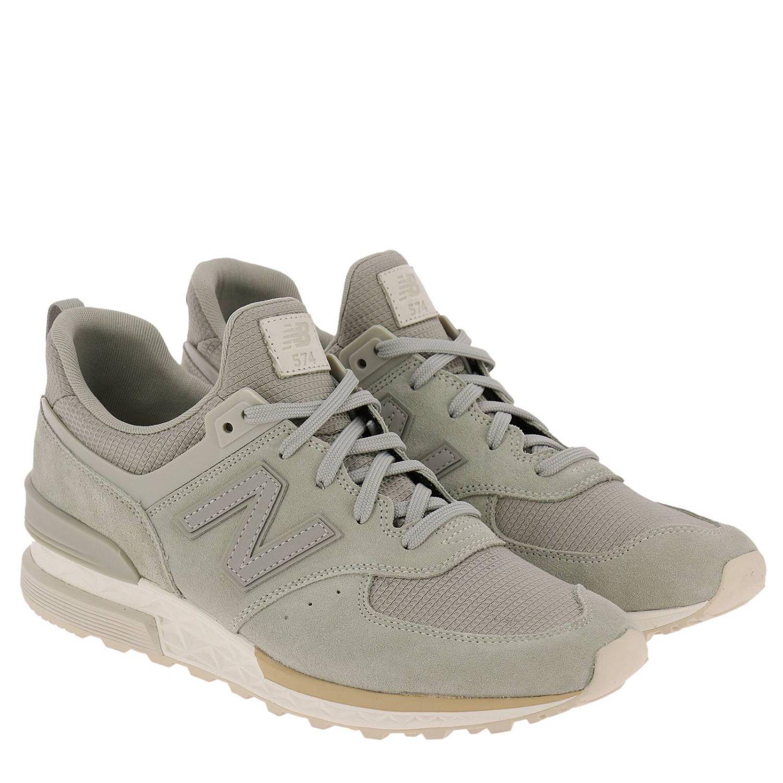 Trainers New Balance: Shoes men New Balance grey 2