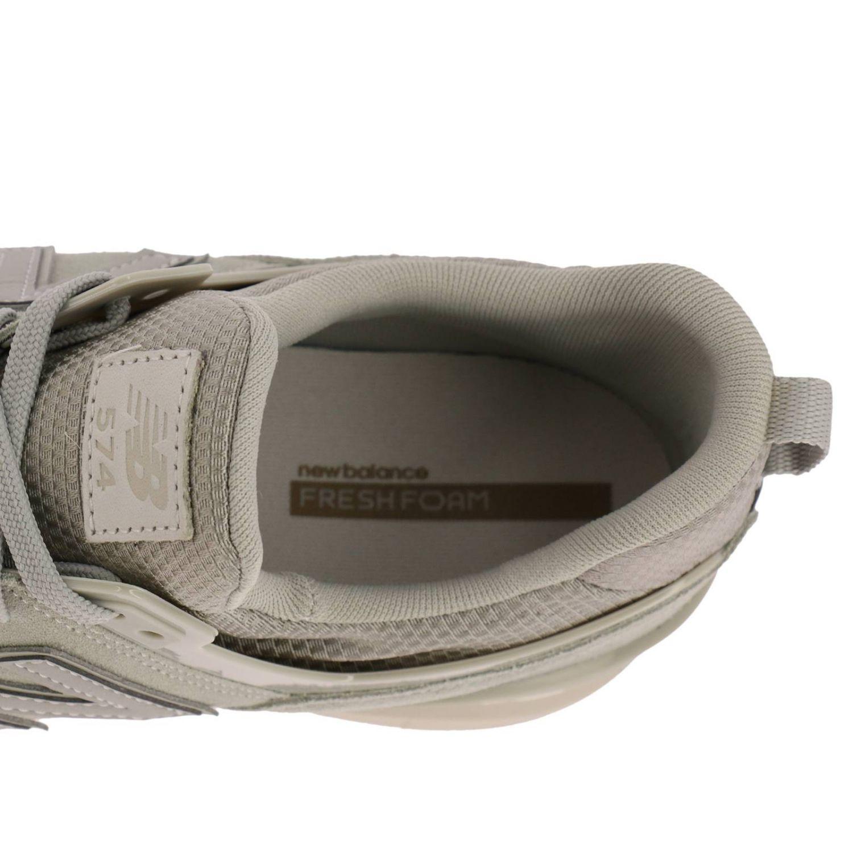 Trainers New Balance: Shoes men New Balance grey 3