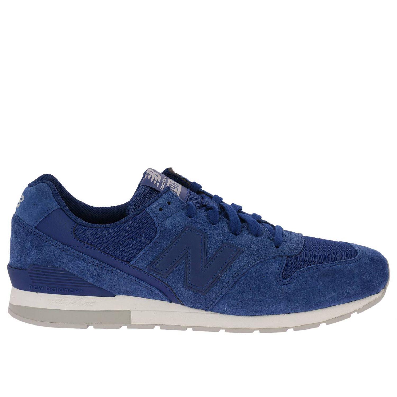 Trainers New Balance: Shoes men New Balance blue 1