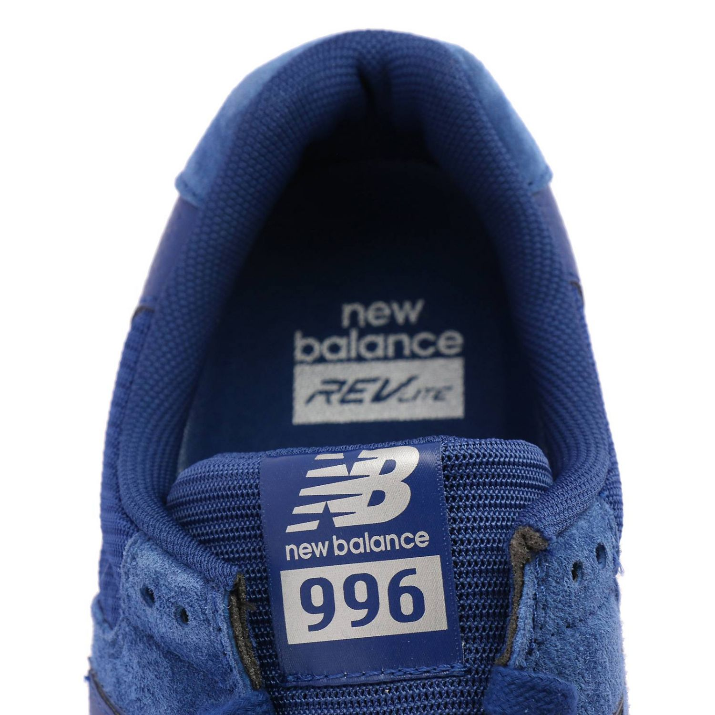 Trainers New Balance: Shoes men New Balance blue 3