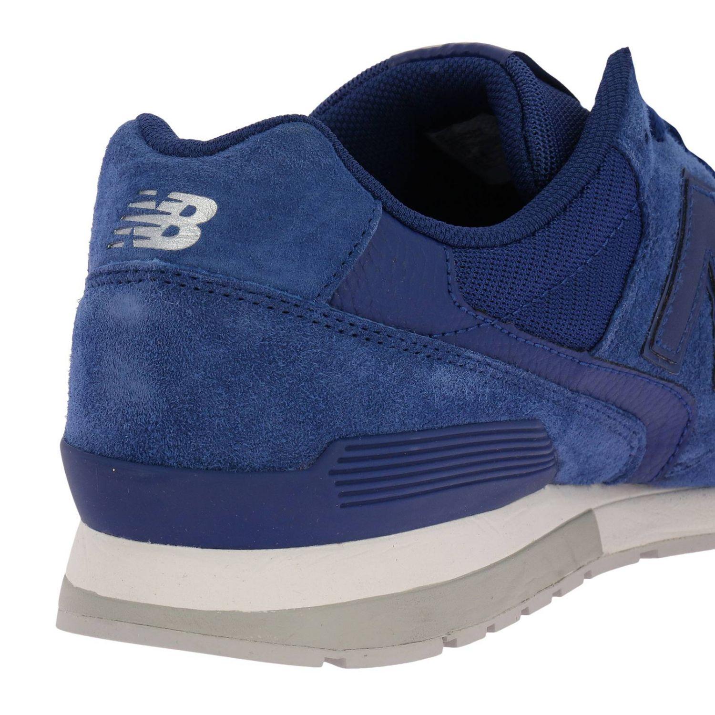 Trainers New Balance: Shoes men New Balance blue 4