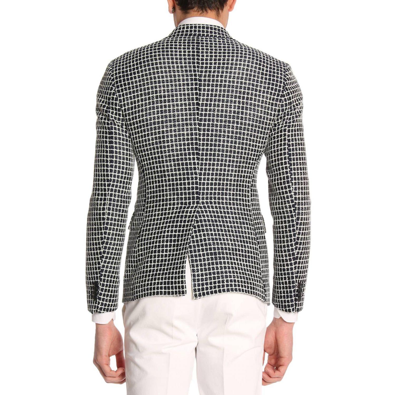 Jacket Brian Dales: Jacket men Brian Dales white 3