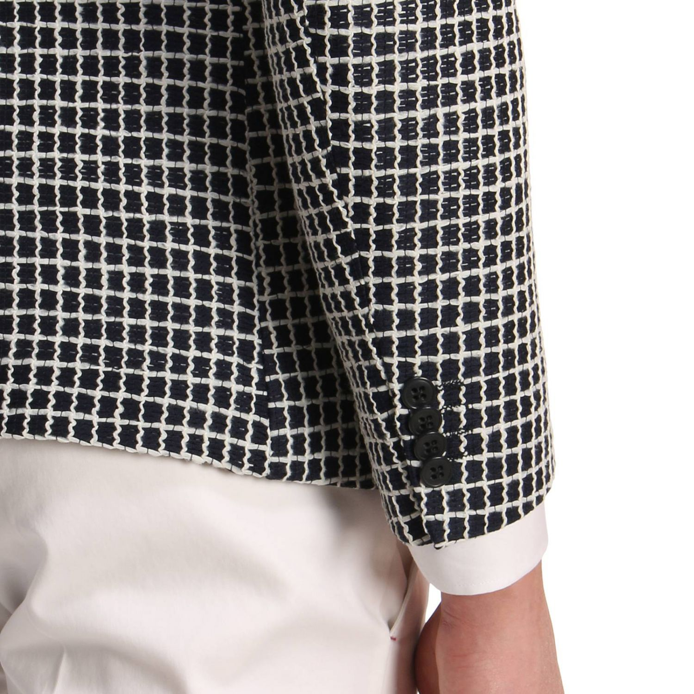 Jacket Brian Dales: Jacket men Brian Dales white 4