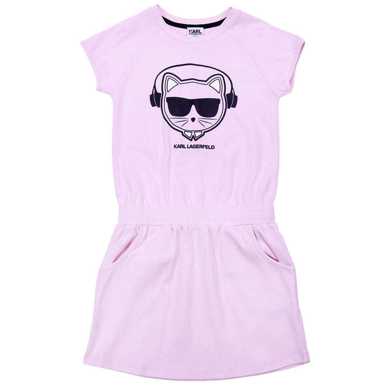 Dress Dress Kids Karl Lagerfeld 8382358