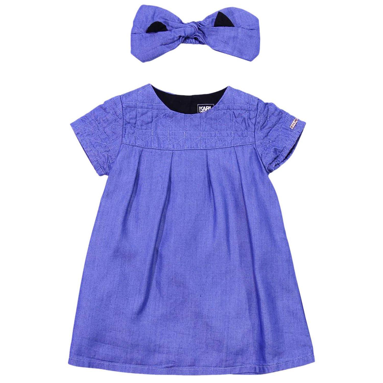 Dress Dress Kids Karl Lagerfeld 8382308