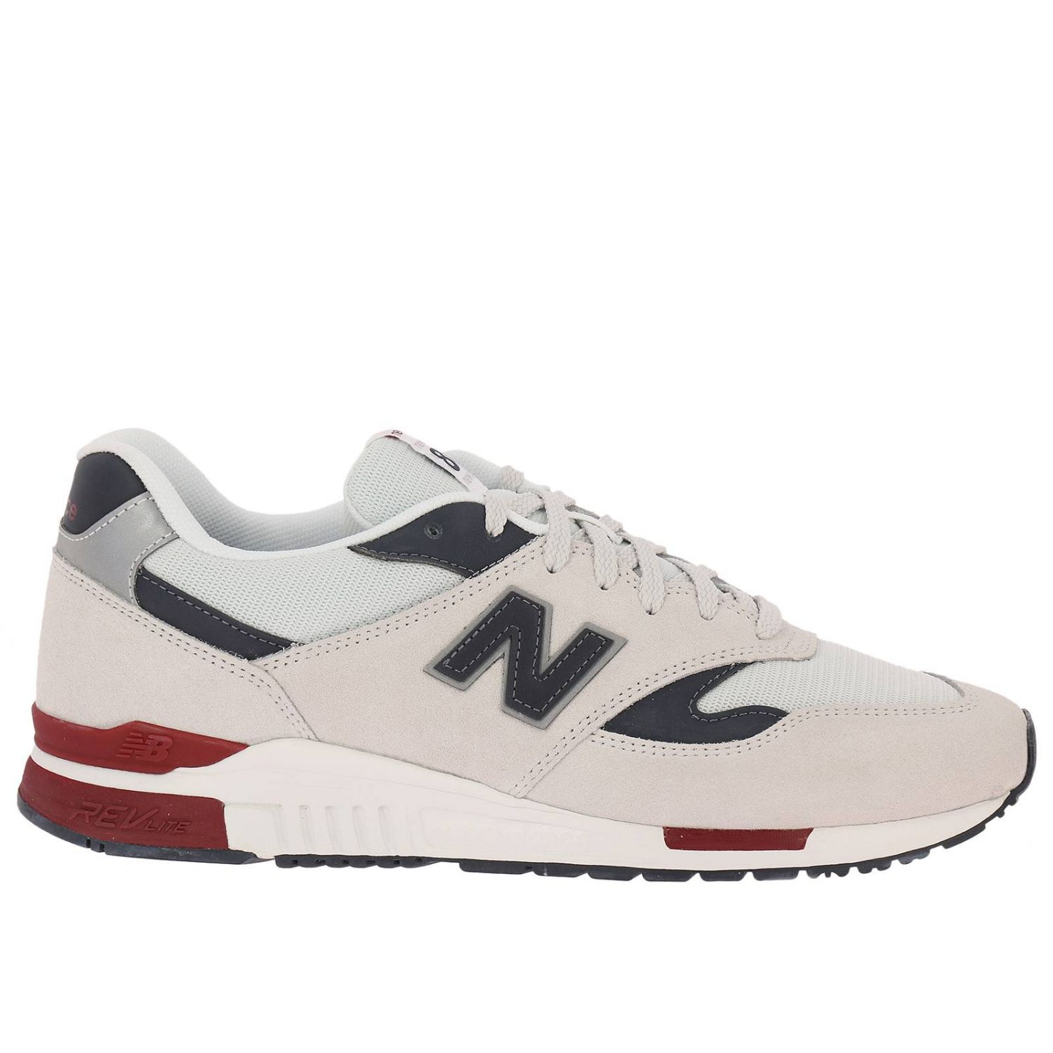 Trainers New Balance: Sneakers men New Balance white 1