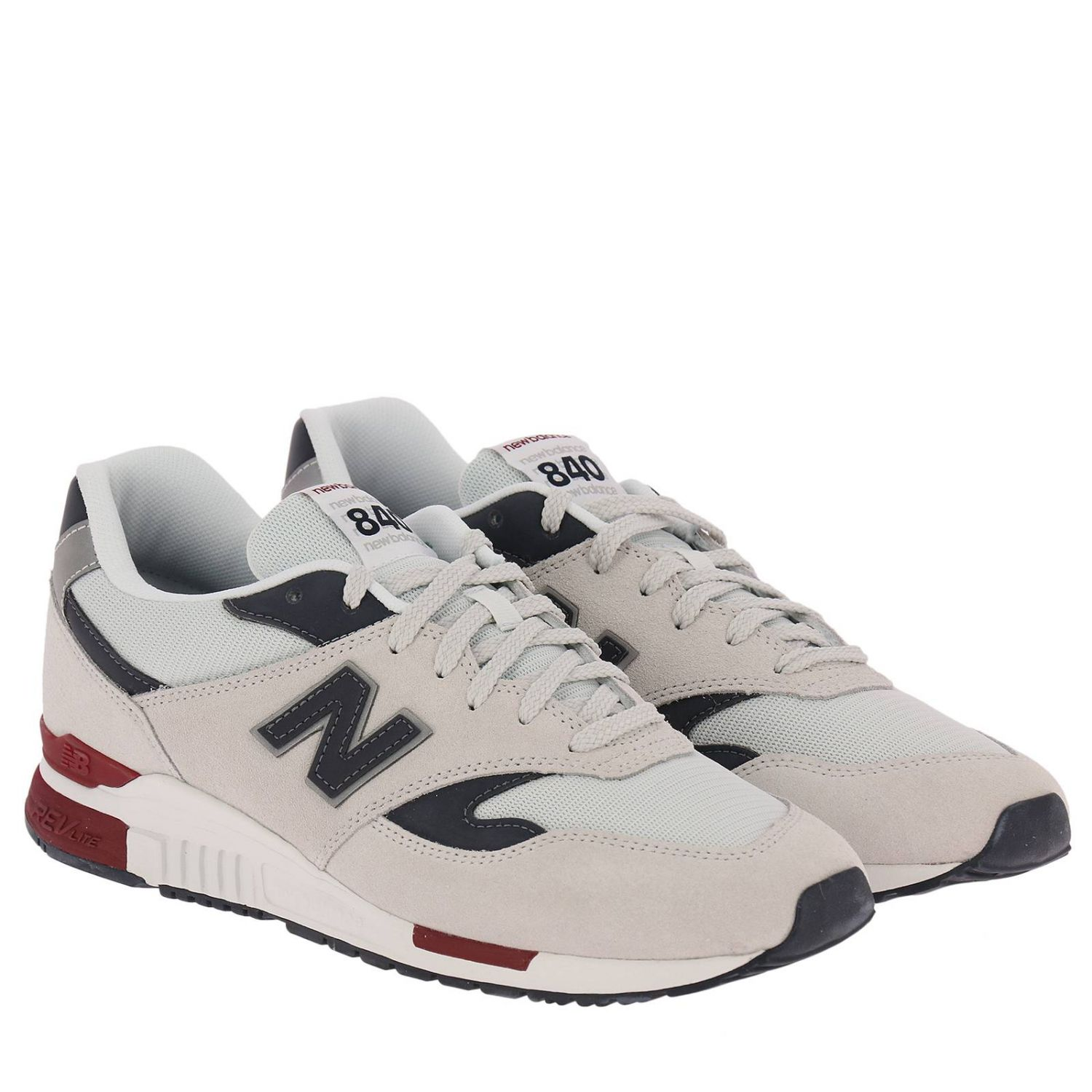 Trainers New Balance: Sneakers men New Balance white 2