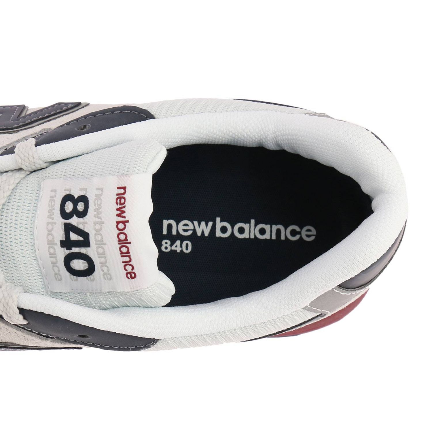 Trainers New Balance: Sneakers men New Balance white 3