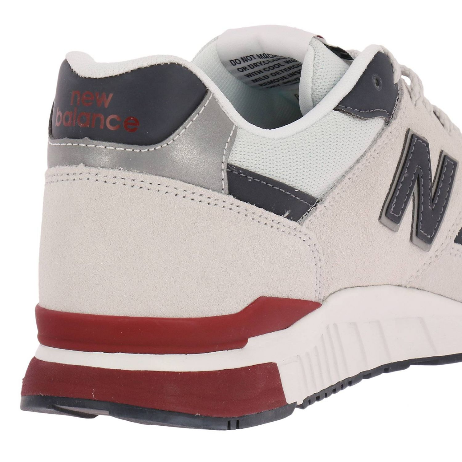 Trainers New Balance: Sneakers men New Balance white 4
