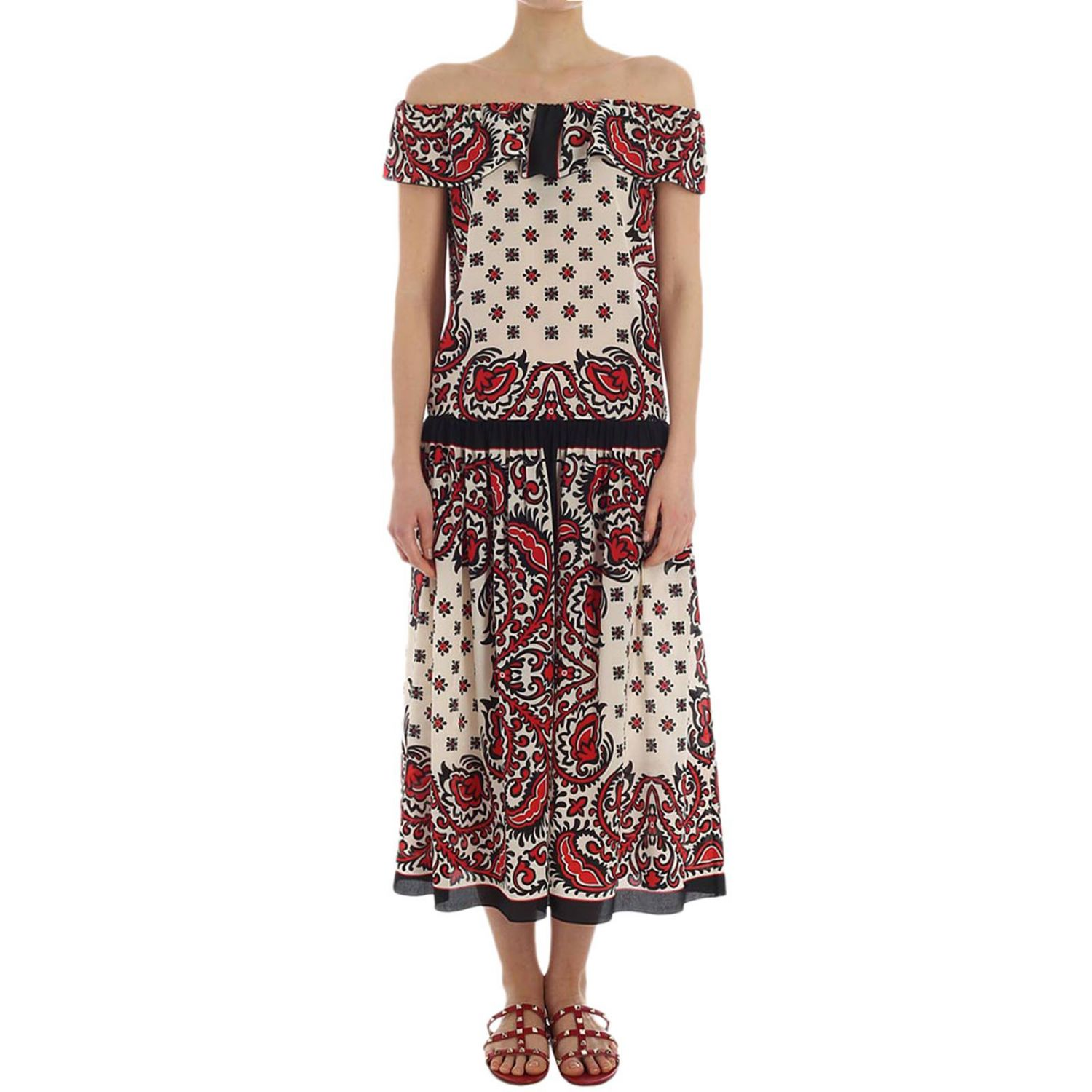Dress Dress Women Red Valentino 8385005