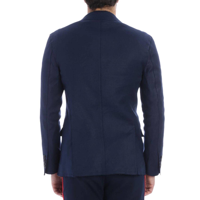 Jacke herren Ermanno Scervino blau 3