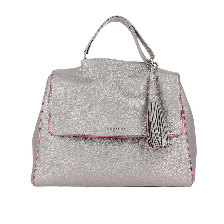 Handbag Shoulder Bag Women Orciani 8385604