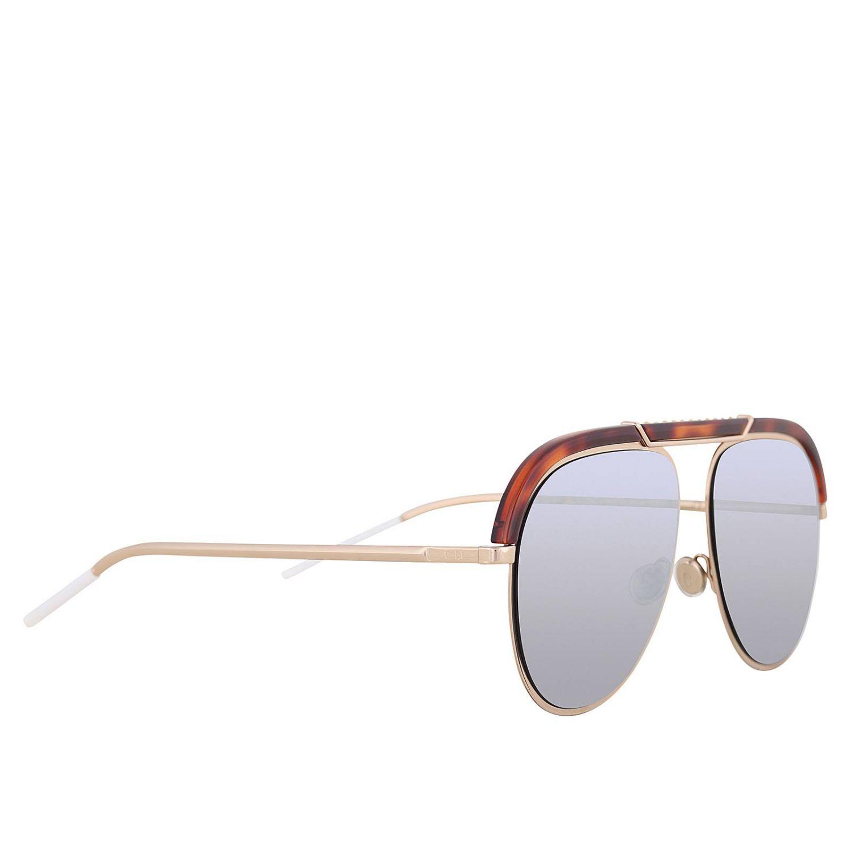 Gafas hombre Dior Homme plata 1