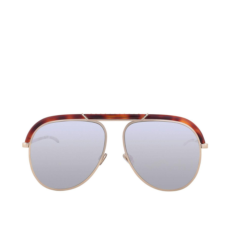 Gafas hombre Dior Homme plata 2