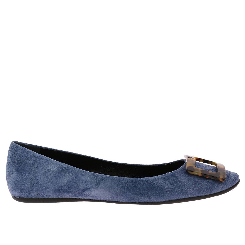 Ballet Flats Shoes Women Roger Vivier 8386288