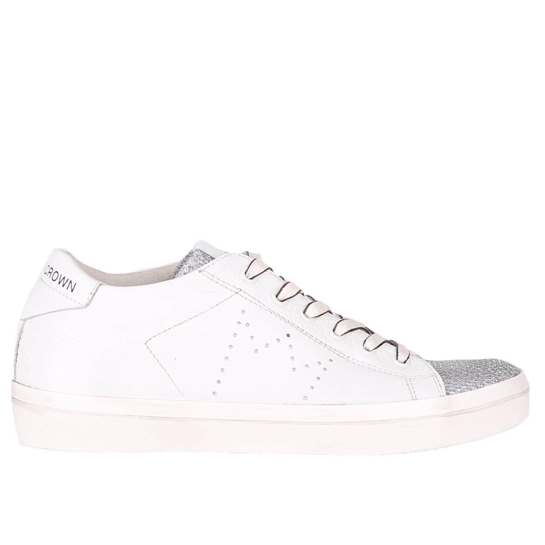 Sneakers Sneakers Women Leather Crown 8387181