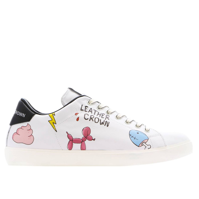Sneakers Sneakers Women Leather Crown 8393264