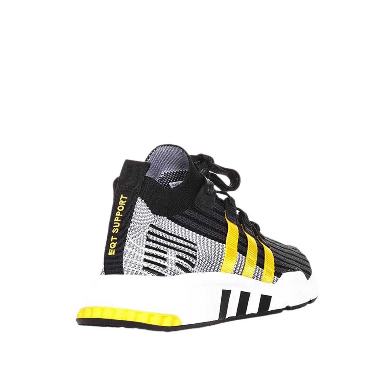 Adidas Originals Mens Black Sneakers