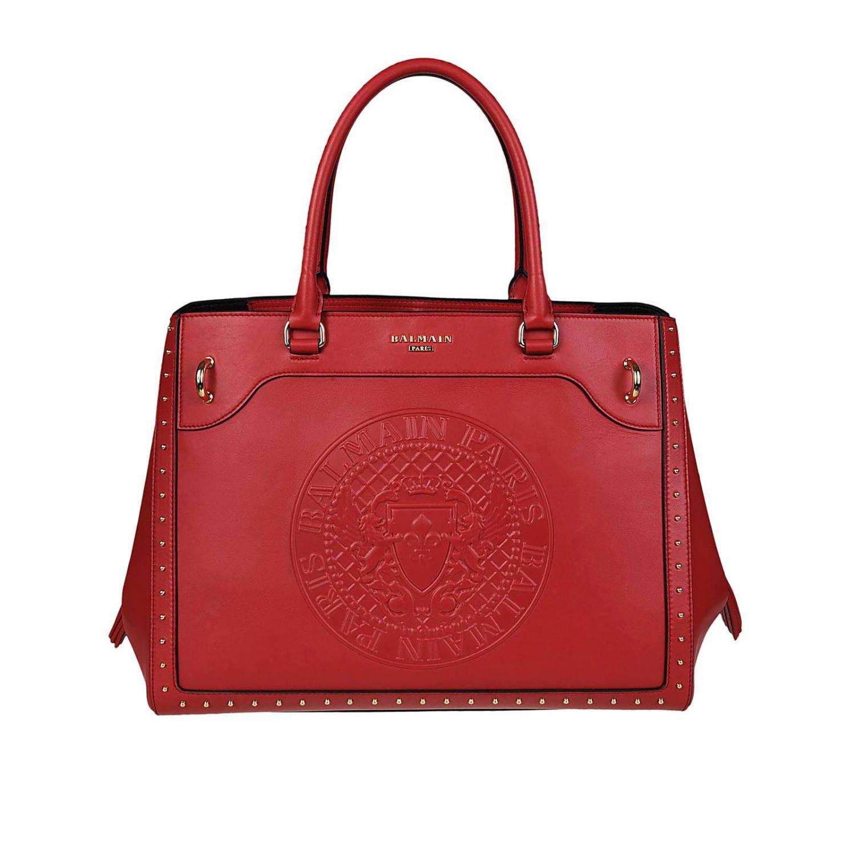 Handbag Shoulder Bag Women Balmain 8393660