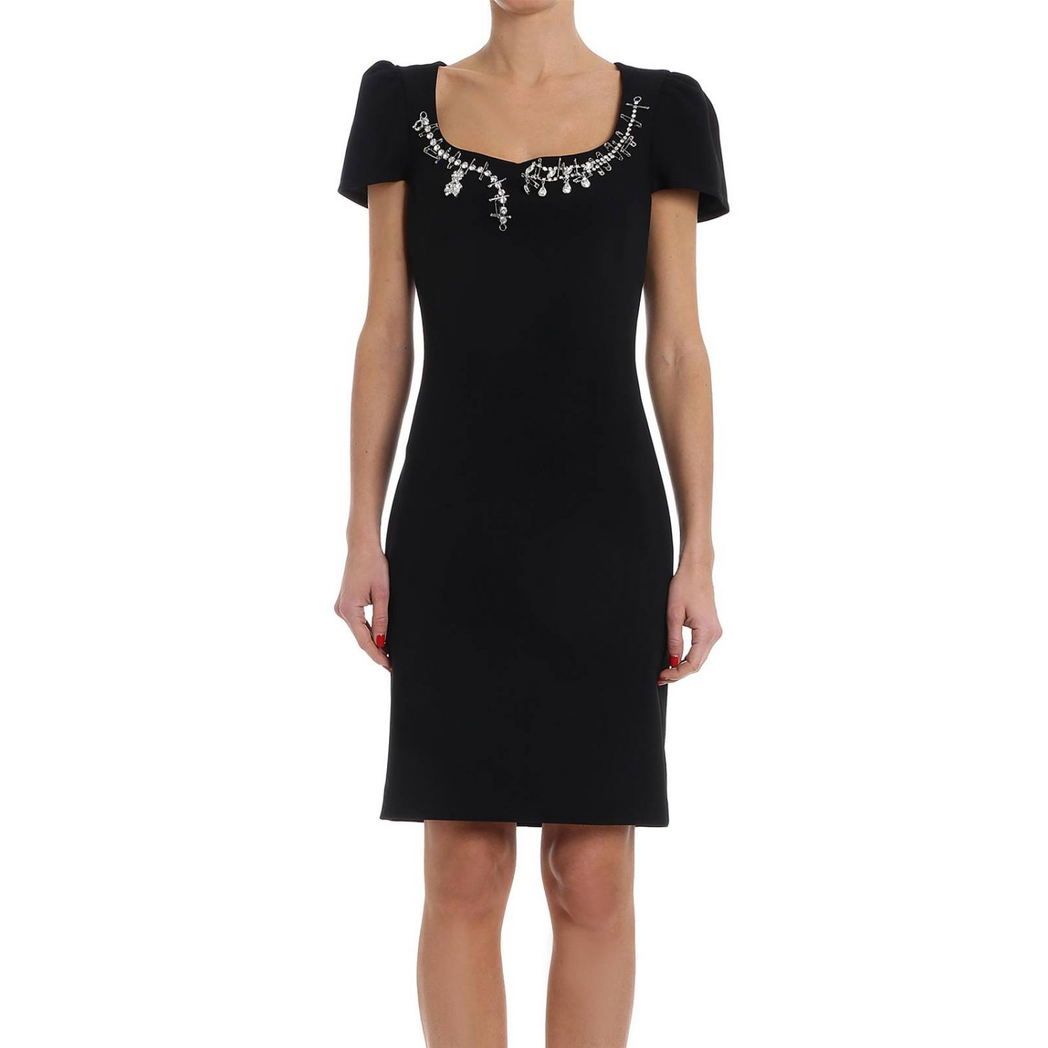 Dress Dress Women Moschino Couture 8394562