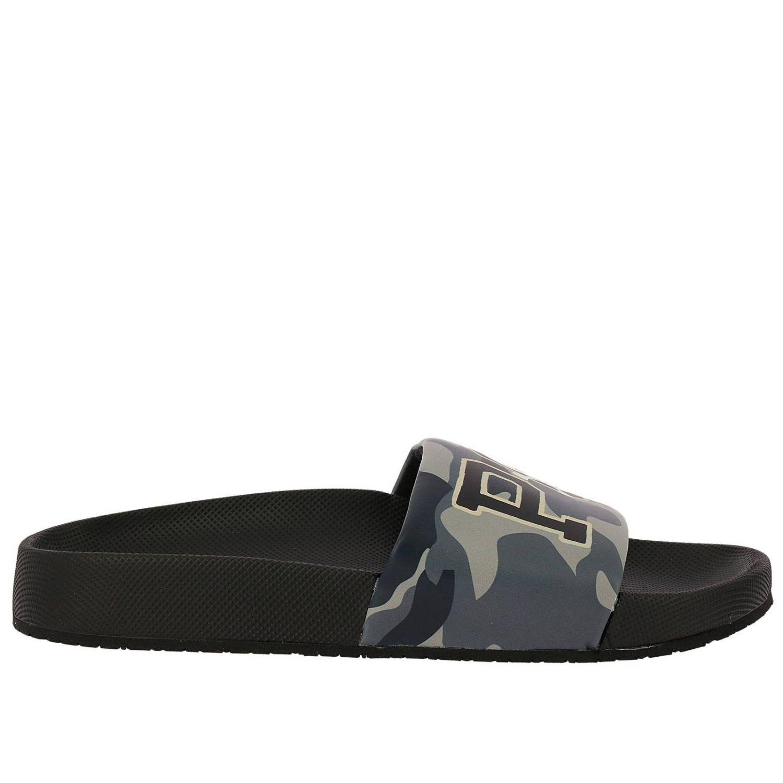 Sandals Polo Ralph Lauren Men Black