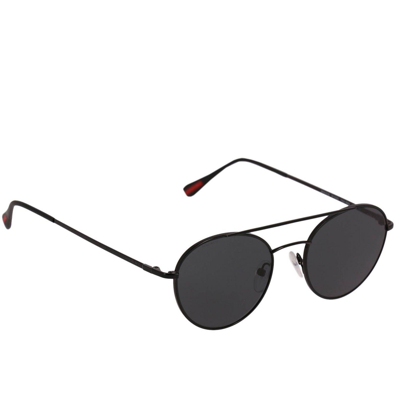 Eine brille herren Linea Rossa schwarz 1