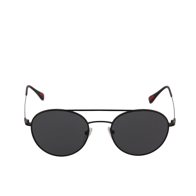 Eine brille herren Linea Rossa schwarz 2