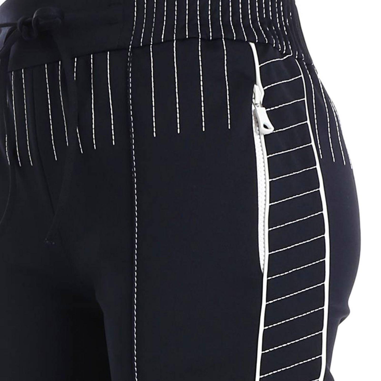 Pantalon femme Valentino bleu 4