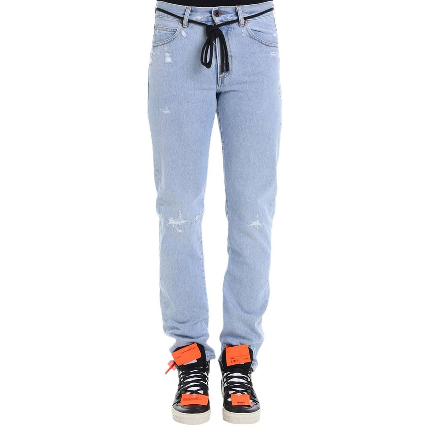 Jeans Jeans Men Off White 8412991