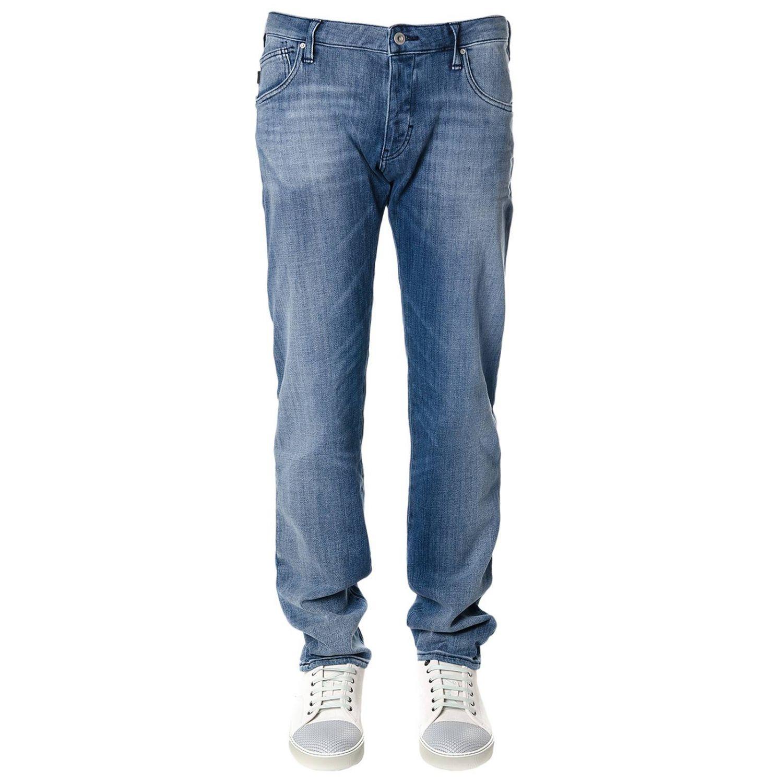 Jeans Jeans Men Emporio Armani 8413068
