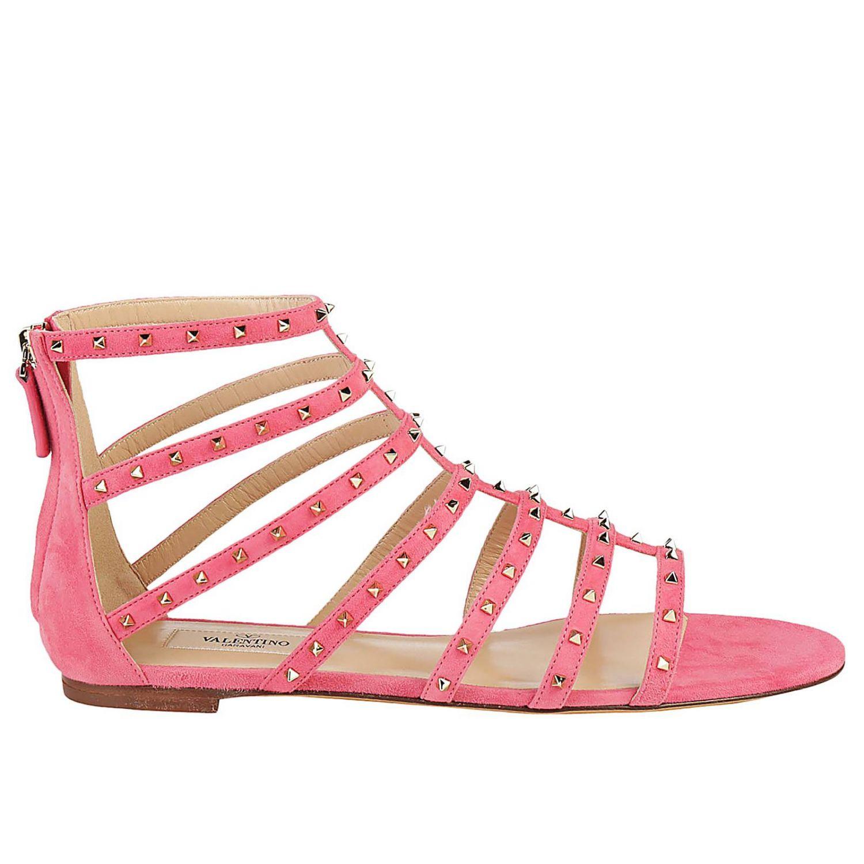 Flat Sandals Shoes Women Valentino Garavani 8418119