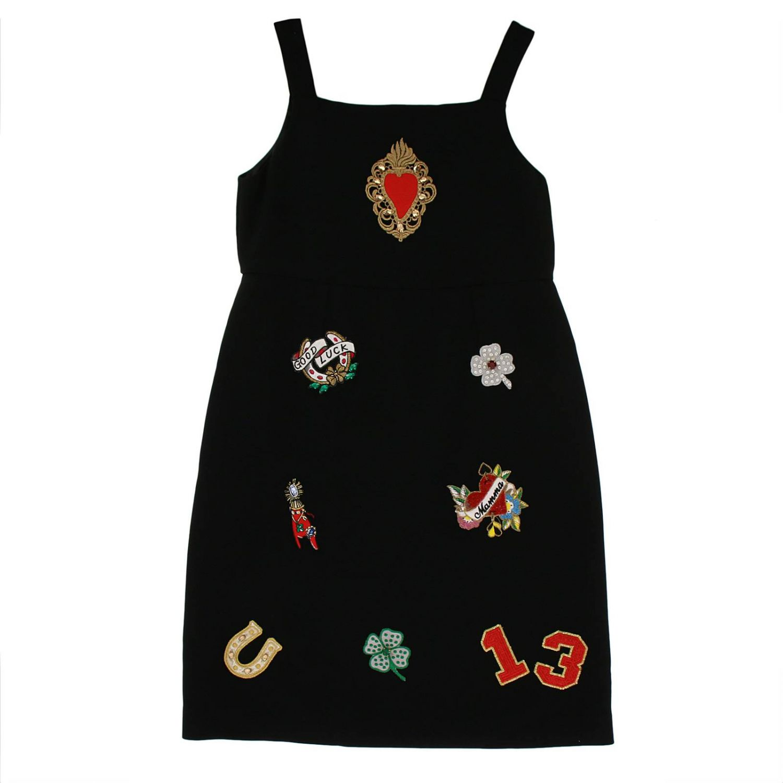 Abito Dolce & Gabbana: Abito nero 1