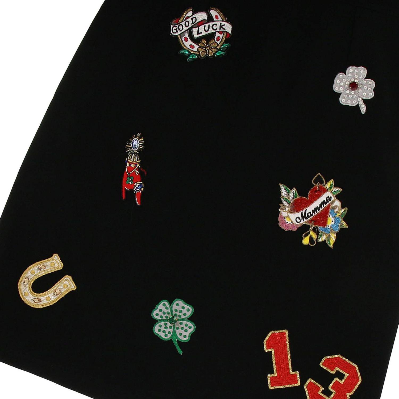 Abito Dolce & Gabbana: Abito nero 3