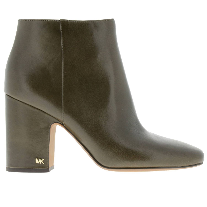 Heeled Booties Shoes Women Michael Michael Kors 8460722
