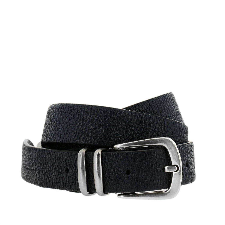 Belt Eleventy: Belt men Eleventy blue 1