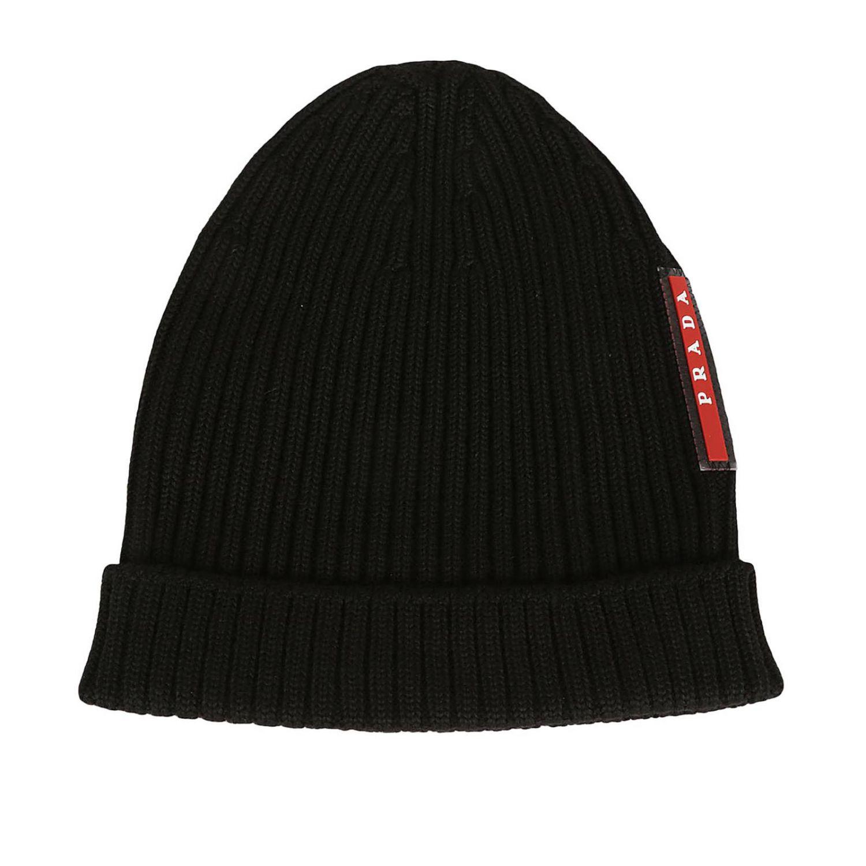 Hat Hat Men Linea Rossa 8460375