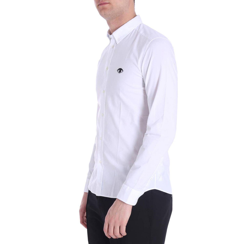 Chemise homme Kenzo blanc 2