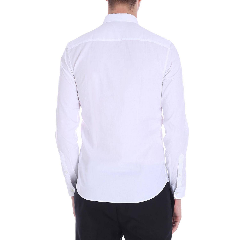 Chemise homme Kenzo blanc 3
