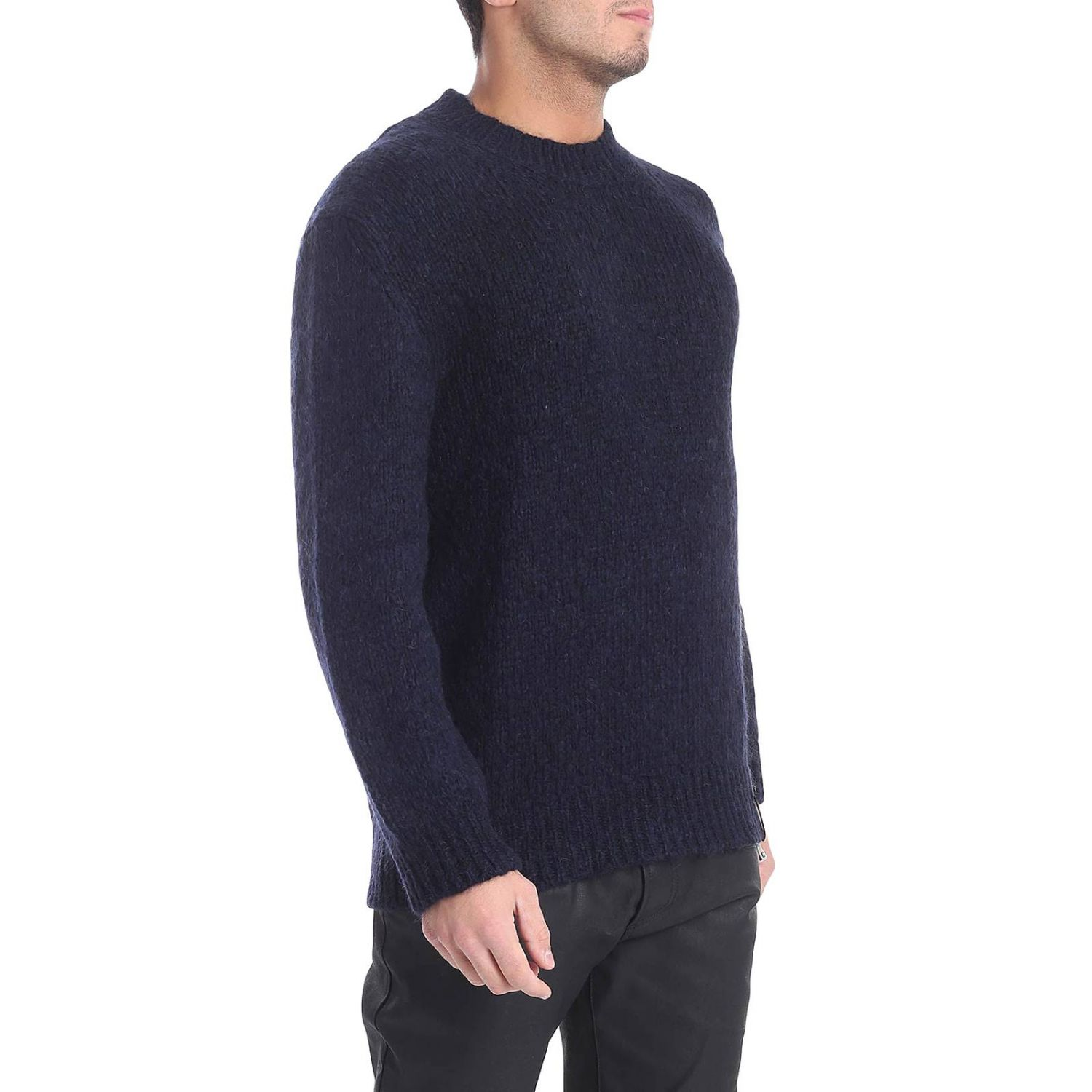 Sweater men Kenzo blue 2