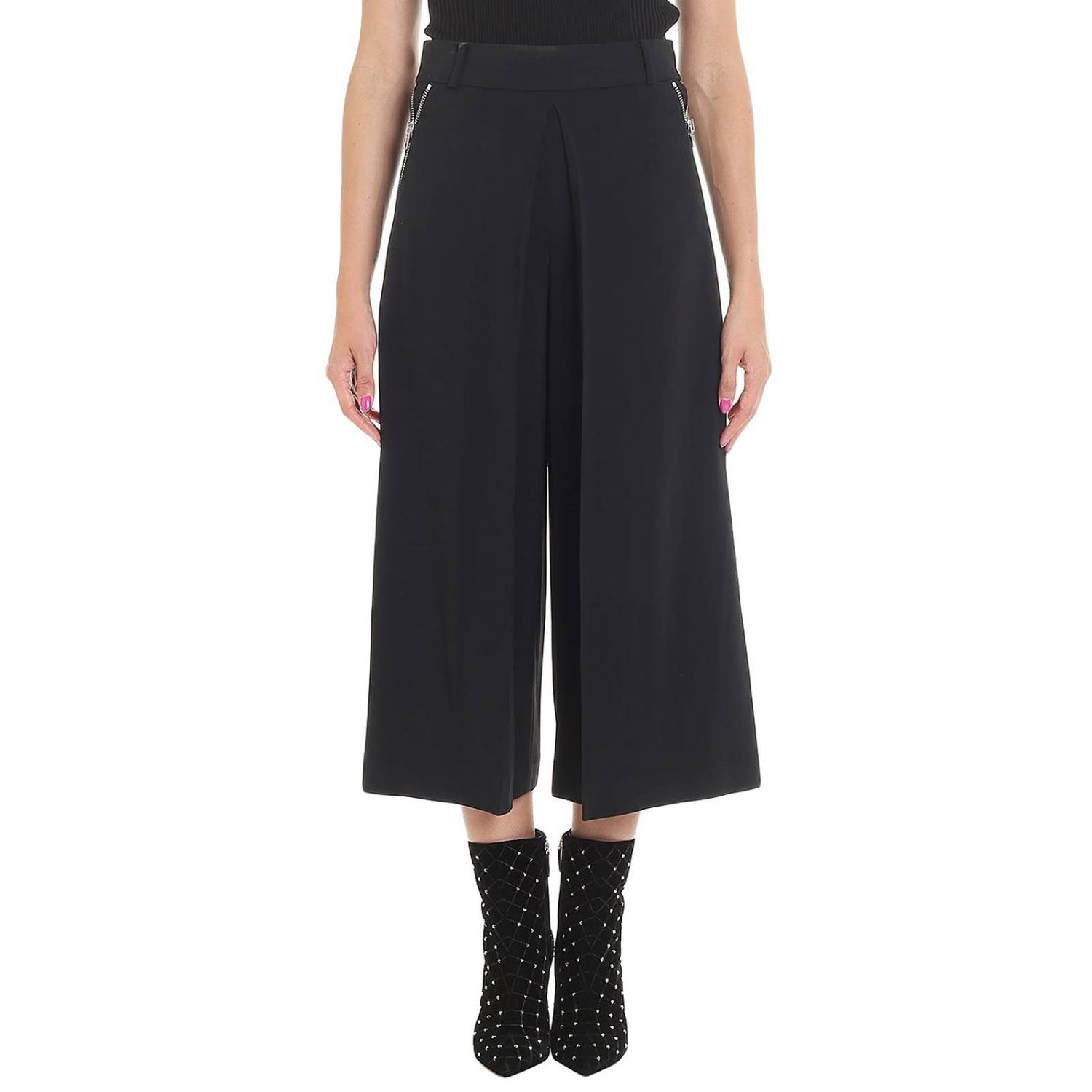 Trousers Alexander Wang: Trousers women Alexander Wang black 1