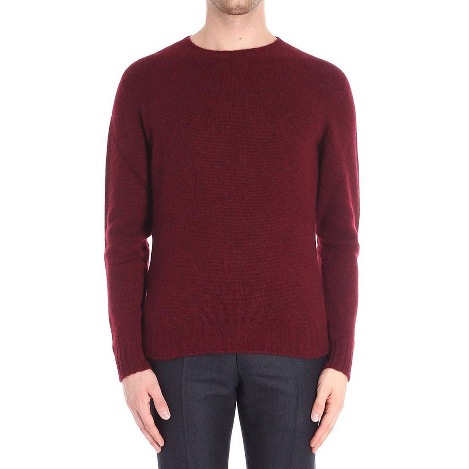 Sweater men Etro burgundy 1