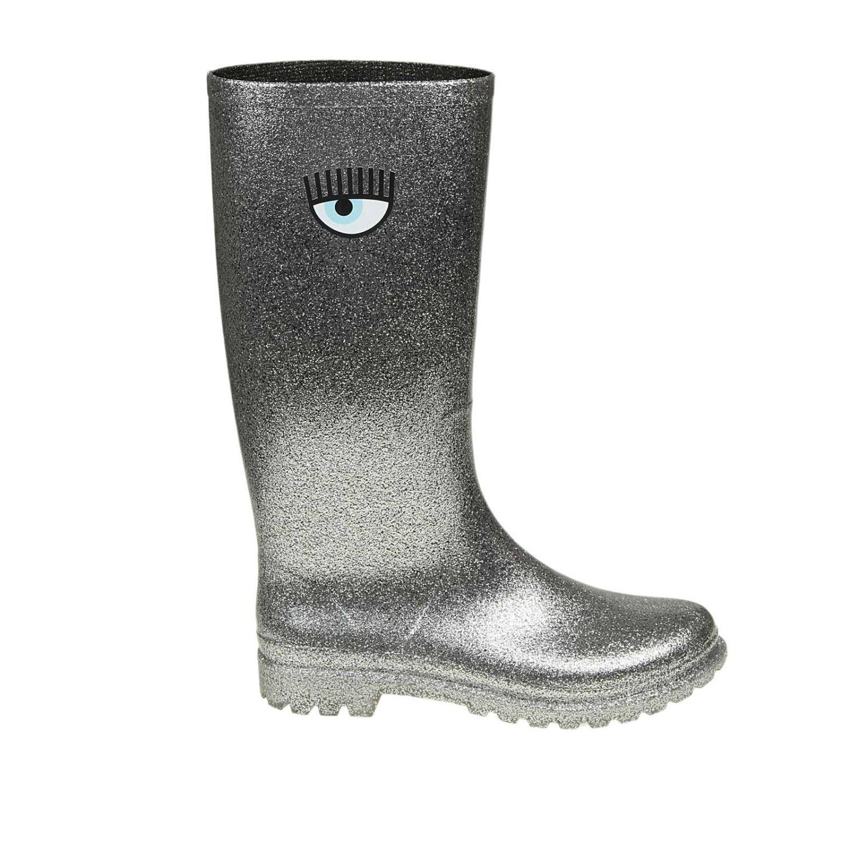 Boots Chiara Ferragni: Boots women Chiara Ferragni silver 1