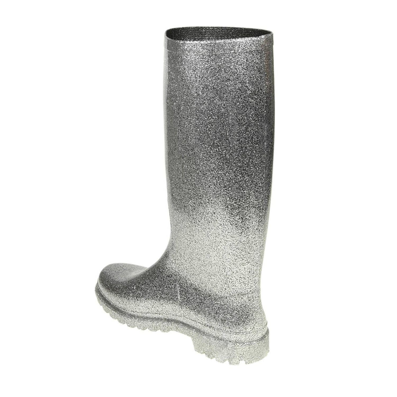 Boots Chiara Ferragni: Boots women Chiara Ferragni silver 4