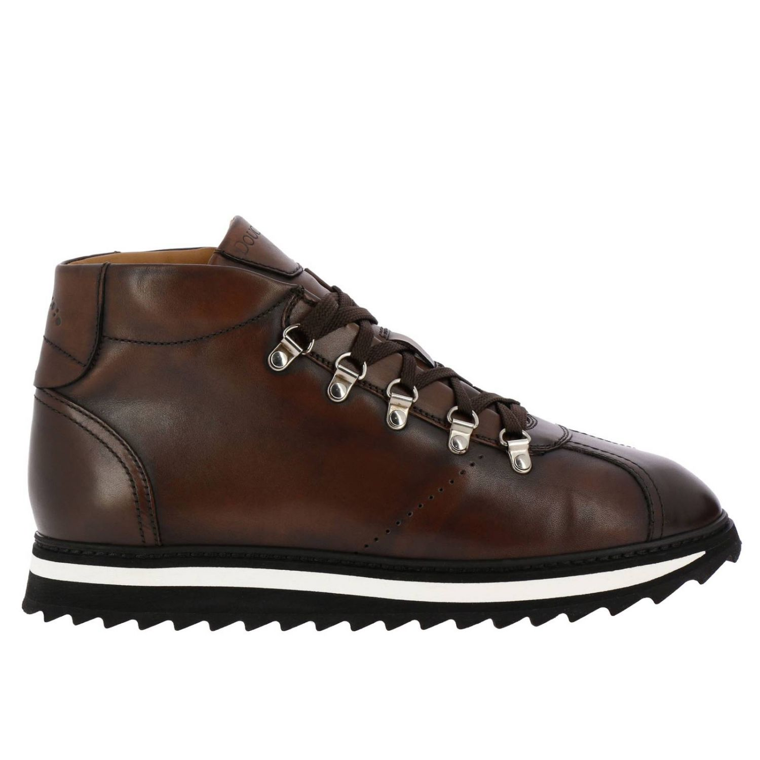 Shoes men Doucal's ebony 1