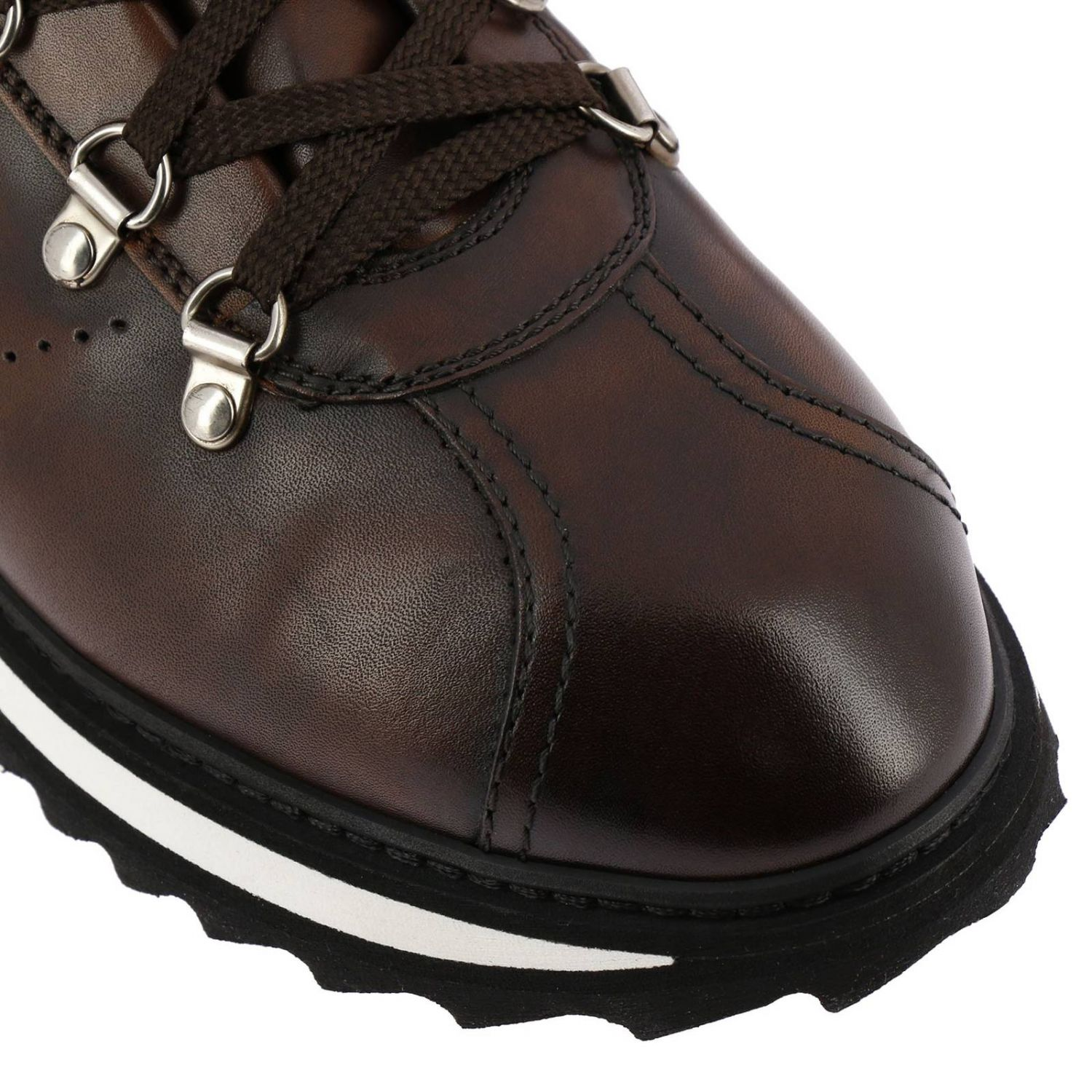 Shoes men Doucal's ebony 3